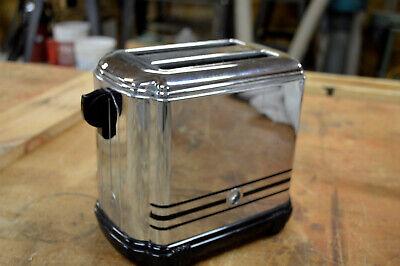 Art Deco Sunbeam toaster antique vintage urban country kitchen *neat* ;o)