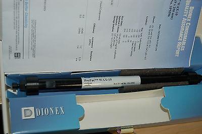Used Hplc Column Propac Dionex Sp5596 9x250 Mm Wax-10 Weak Anion-exchange Thermo