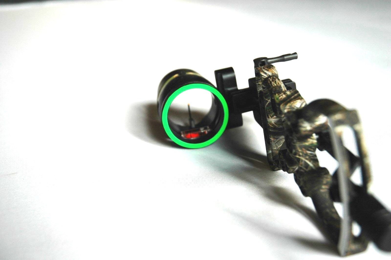 New Extreme Archery EXR Ranger 1000 Bow Sight 1  Pin Lost AT