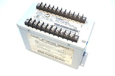 New Scientific Columbus Dl31k5a26070v Watt Transducer