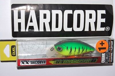 Type 0 Duel Hardcore Super Shallow Crank F706-MHT Floating Lure 65mm 8g