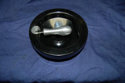New Original Handwheel With Folding Handle For Bridgeport Bp 12746140