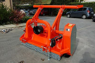 LIPA TLT-FL  FOREST shredder / mower / mulcher for tractor