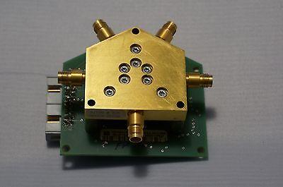Agilent 85332-60005 Single Pole 4 Throw 50ghz Switch