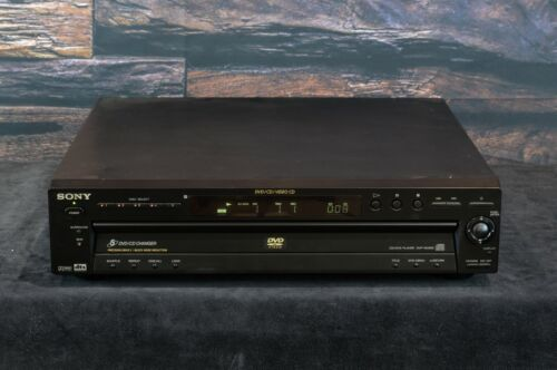 Sony DVP-NC600 | Fully Tested | DVD/CD Player