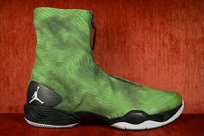 "6da1139ca WORN TWICE Nike Air Jordan XX8 28 ""Green Camo"" Electric 584832-301 Size 10.5"