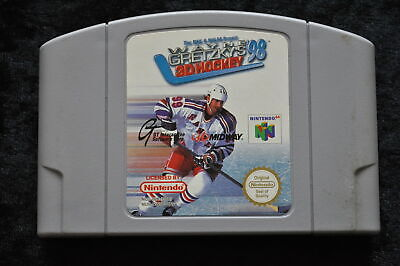 Wayne gretzky's 3d hockey 98 Nintendo 64 N64