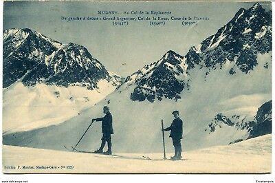 CPA - Carte postale -France -  Savoie - Modane - Au col de la Replanette - 1914