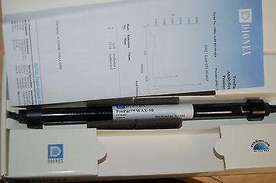 Used Hplc Column Propac Dionex Sp5596 9x250 Mm Wax-10 Weak Anion Thermo 2inj