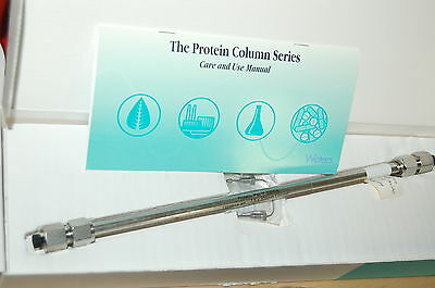 Used Hplc Column Waters Protein-pak 300sw 300x7.5 Mm Wat080013 Earthy