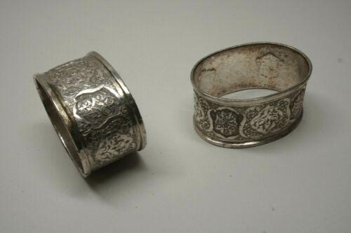 Persian antique napkin holders