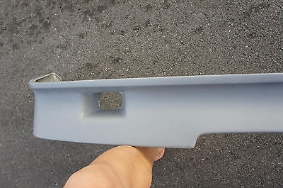 for JDM Starlet KP60 kp61 TS Cup front bumper lip touring chin kp 60 61