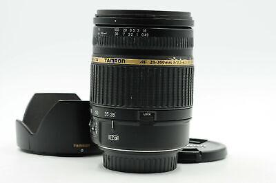 Tamron A20 AF 28-300mm f3.5-6.3 XR Di VC LD ASPH IF Macro Lens Canon        #097