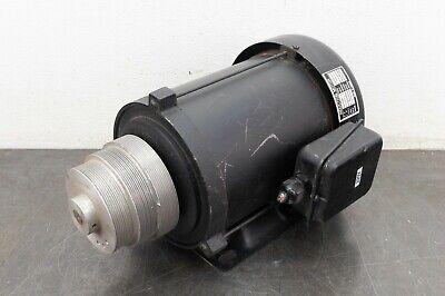 Ac Induction Motor Three Phase 3ph 7.5 Hp 220440 3450 Rpm Fits Laguna