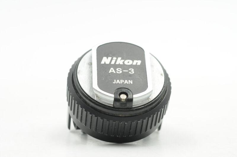 Nikon AS-3 Flash Coupler (Speedlight Hotshoe Mounting Adapter) #436