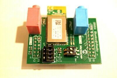 Microchip Bm64 Bluetooth Radio Daughter Board