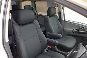 2004 Toyota Estima 4X4 White Dual Sunroof New Leather 3.0L Wetherill Park Fairfield Area Preview
