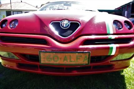 2001 Alfa Spider Convertible