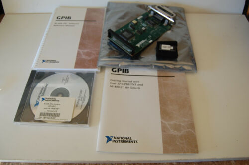 Sparc GPIB Interface with software