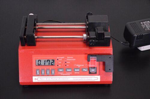 New Era Pump Systems NE-1000 programmable digital Microfluidics Syringe pump