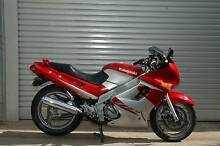 Kawasaki ZZR 250 with 6 month  warranty, low km, new tyres Lobethal Adelaide Hills Preview