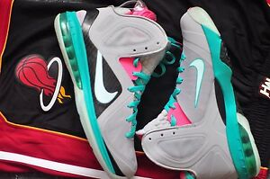 Nike Lebron 9 South Beach Size 10 - Brand New in Box Macquarie Park Ryde Area Preview