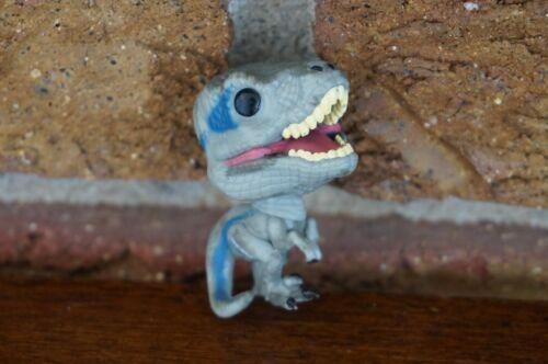 FIGURE Funko Pop Mini Figure BLUE (From Keychain) Jurassic World Fallen Kingdom
