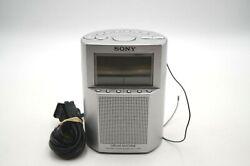 Sony Dream Machine FM/AM Clock Radio - Model ICF-C793