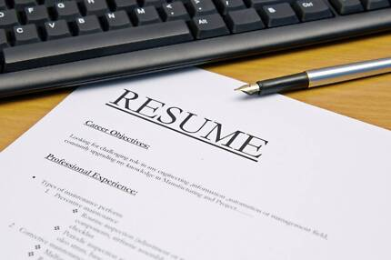 resume writing services melbourne