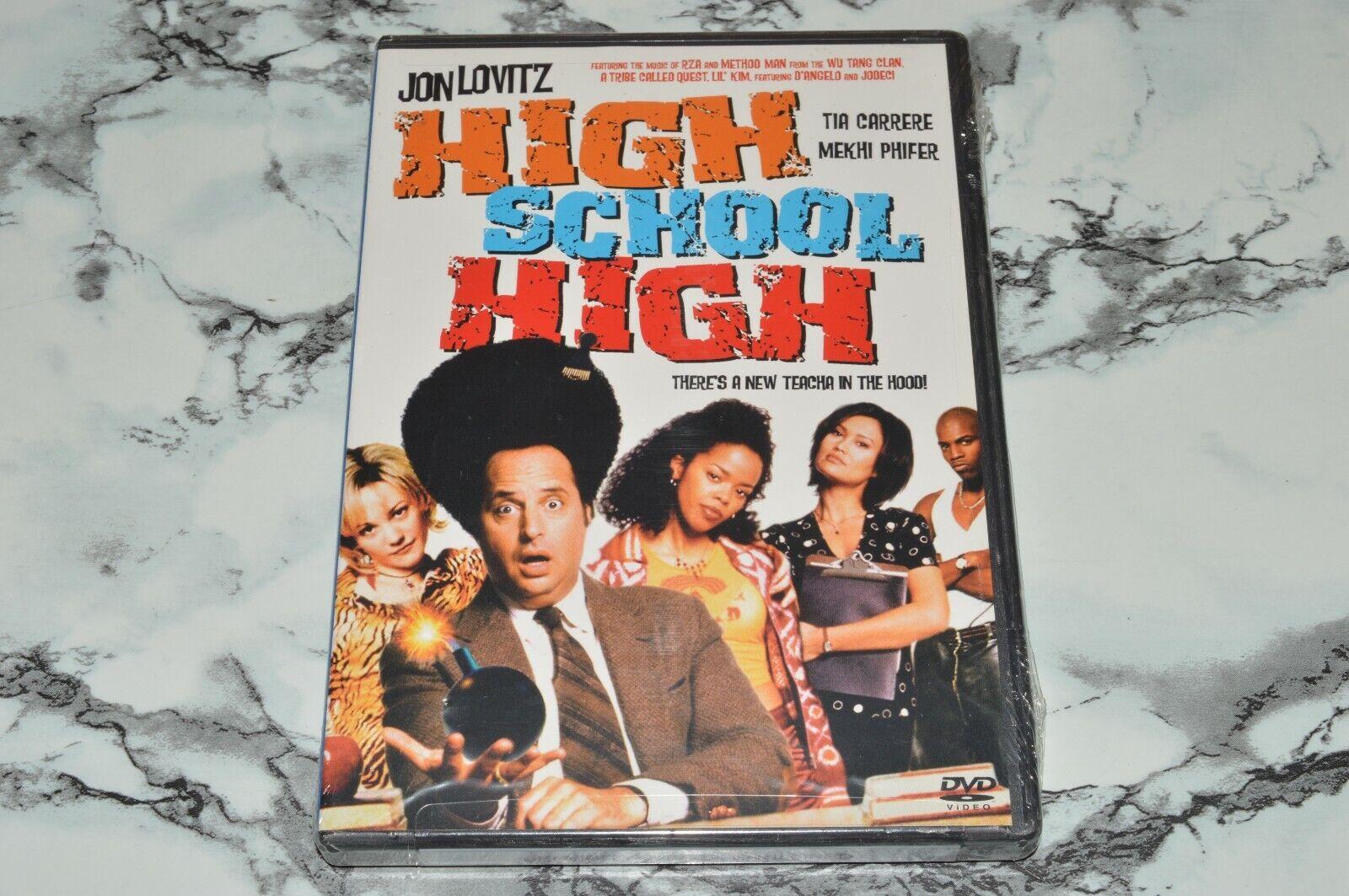 NEW - High School High DVD, 2004 -- Jon Lovitz Tia Carrere Mekhi Phifer - $12.68