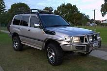 2002 Toyota LandCruiser 1HDFTE HDJ100 Locked & Loaded Awesome Nollamara Stirling Area Preview