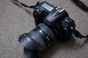 Nikon DSLR D300s Body n' Sigma 17-50 f2.8 OS n' remote Kingsford Eastern Suburbs Preview