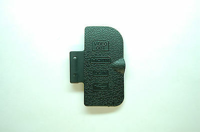 Nikon D300S USB rubber Cover For SLR Camera Brand new Part on Rummage