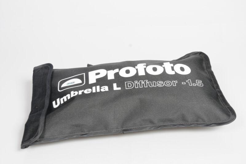 Profoto 100992 Umbrella Diffuser (LARGE) -1.5 Stops #160