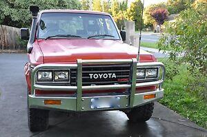 1988 Toyota LandCruiser Lilydale Yarra Ranges Preview