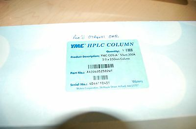 New Hplc Column Waters Ymc Ods-a S-5 120a 2x250 Mm Aa30s052502wt