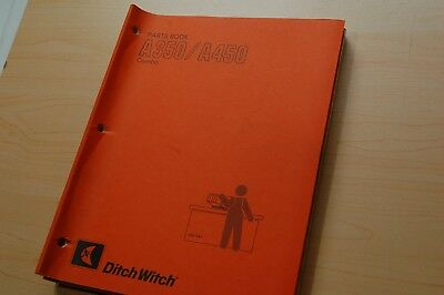 Ditch Witch Trencher | Owner's Guide to Business and Industrial