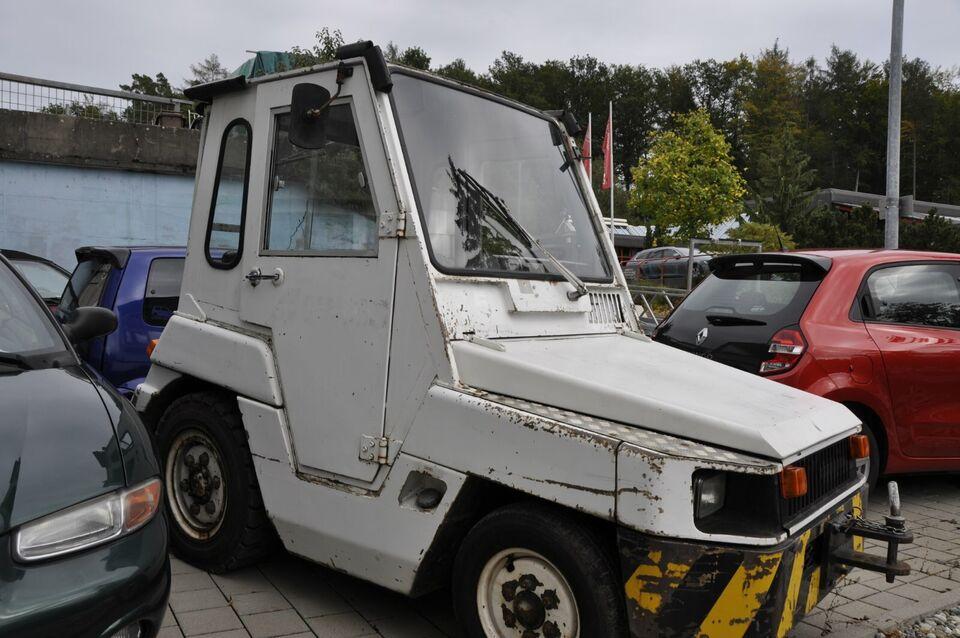 Toyota Schlepptraktor 02-2td25 Rangierfahrzeug Automatik in Überlingen