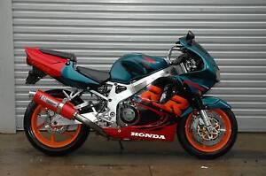 1999 Honda CBR 900 with 6 month warranty, low km, rego, books Lobethal Adelaide Hills Preview