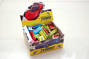Box with 100 gums Turbo 2014 Gum Wrappers Stickers All Colors - <span itemprop='availableAtOrFrom'>Warszawa, MAZOWIECKIE, Polska</span> - Box with 100 gums Turbo 2014 Gum Wrappers Stickers All Colors - Warszawa, MAZOWIECKIE, Polska