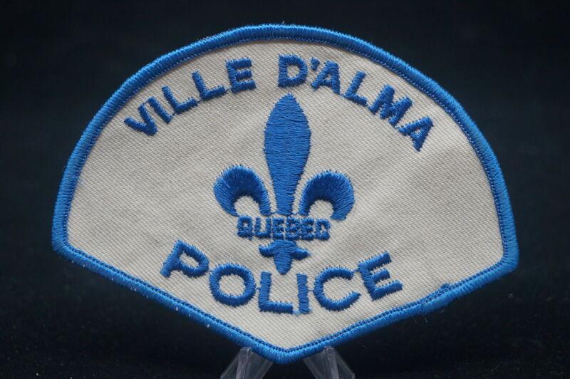 Canadian Quebec Ville D