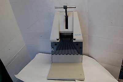 Millipore Multi Screen Punch Well Plate Punch Microplate Multiple Screen 8 Tips