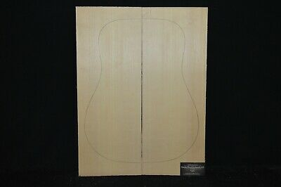 SITKA SPRUCE Soundboard Luthier Tonewood Guitar Wood Supplies SPAGAD-067