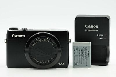 Canon PowerShot G7X 20.2MP Digital Camera w/4.2x IS Zoom G7-X               #132
