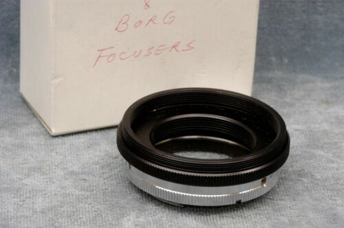 NIKON T-MOUNT FOR VIXEN AND BORG FOCUSERS