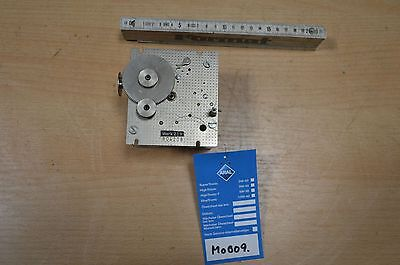 MO009 - Uhrwerk für Messuhren aus Kraftwerk - Profis-Sammler-Bastler