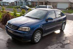 2004 Holden Astra Hatchback Mount George Greater Taree Area Preview