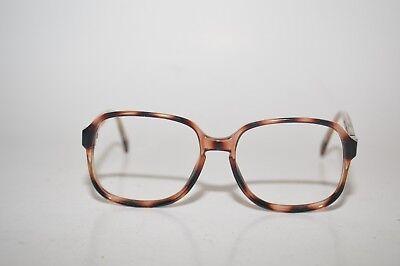 Eye Q Jerry Sunglass/Eyeglasses Frames 55[]19-145MM Brown Demi Tortoise