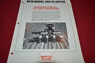 White Field Boss 21 Tractor Dealer/'s Brochure DCPA