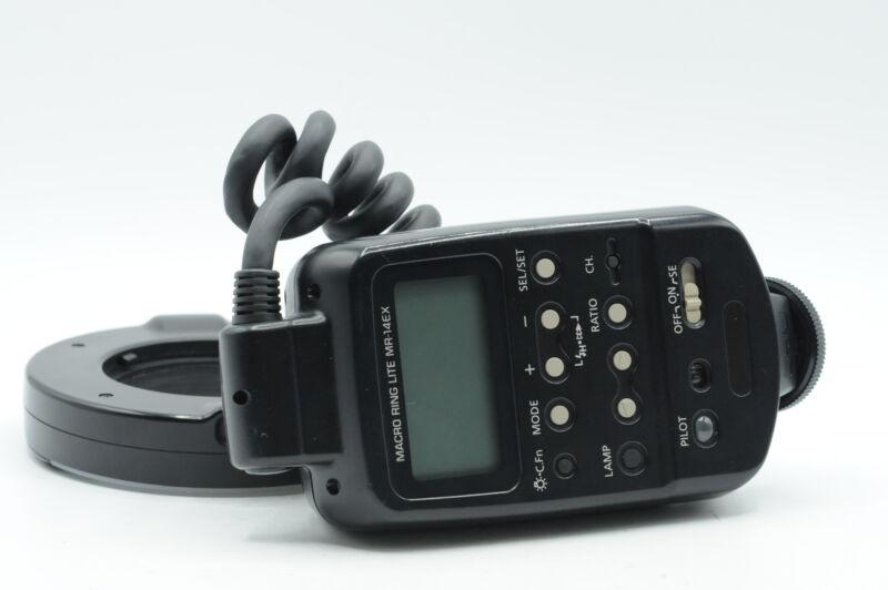 Canon MR-14EX TTL Macro Ring Lite Flash #436